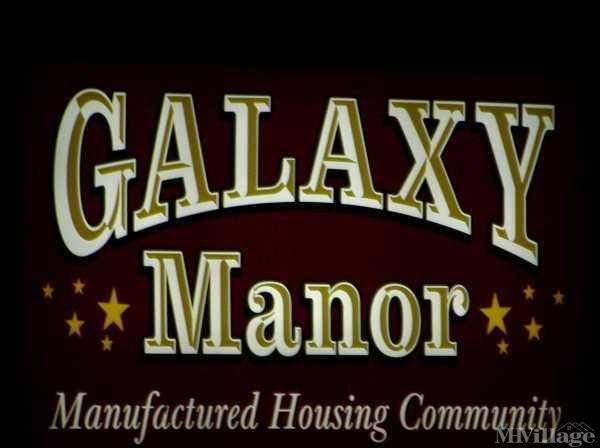 Galaxy Manor Mobile Home Park in Toms River, NJ