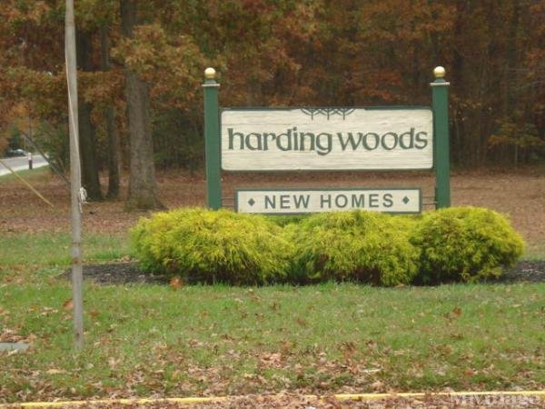 Harding Woods Mobile Home Park Mobile Home Park in Elmer, NJ