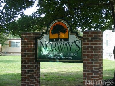 Norway's Mobile Home Court Inc