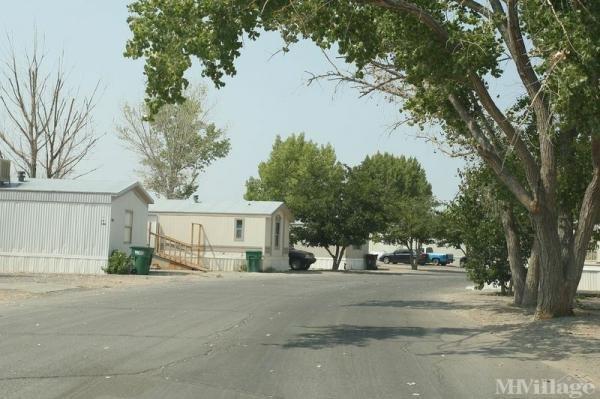 The Mesa MHC Mobile Home Park in Farmington, NM