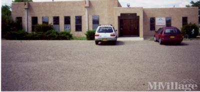 Monte Vista Mobile Home Community