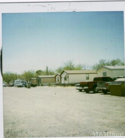 Mobile Home Park in Deming NM