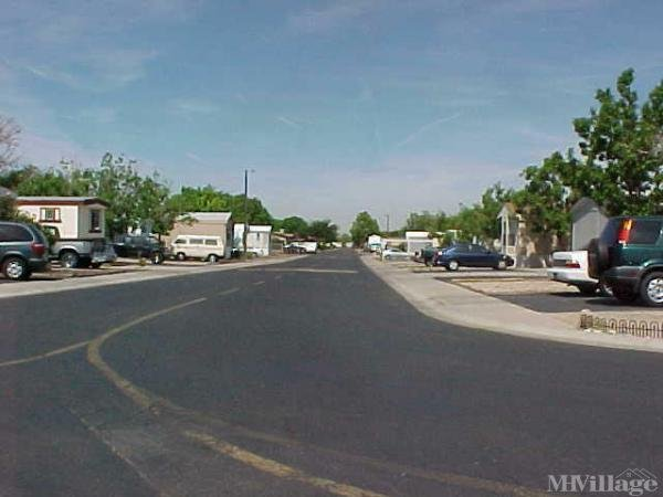Van Cleave Place Mobile Home Park Mobile Home Park in Albuquerque, NM