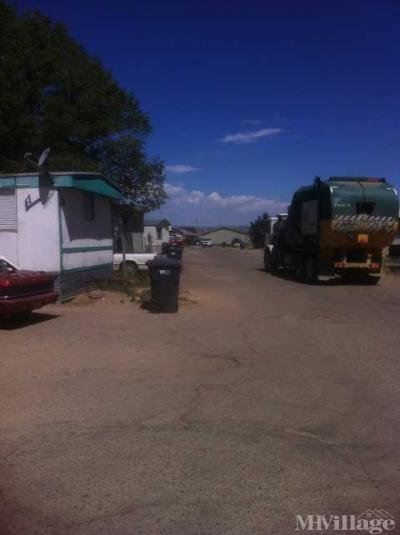 Mobile Home Park in Taos NM