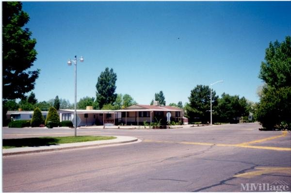 Country Club Gardens Mobile Home Park Mobile Home Park in Santa Fe, NM