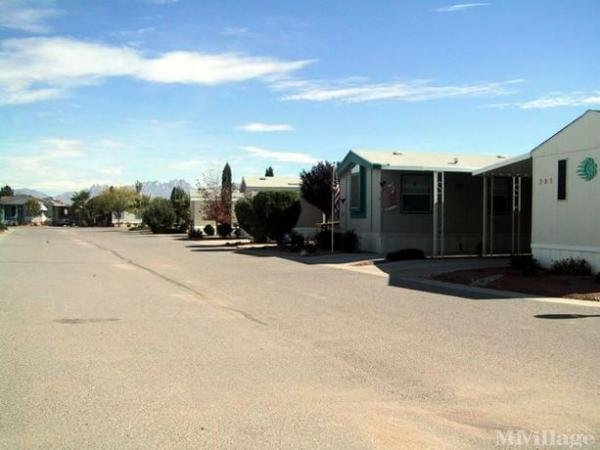 Trails West Mobile Home Park in Las Cruces, NM
