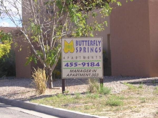Butterfly Springs Mobile Home Park Mobile Home Park in Pojoaque, NM