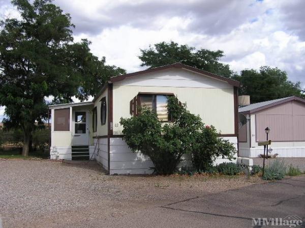 Trailer Ranch Mobile Home Park in Santa Fe, NM