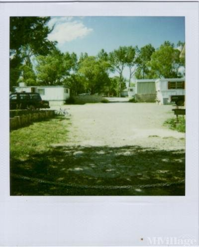 Mobile Home Park in Springer NM