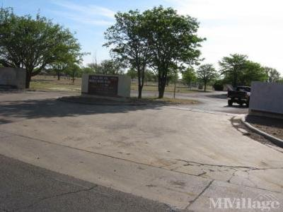 Mobile Home Park in Clovis NM