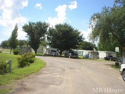 Mobile Home Park in Portales NM