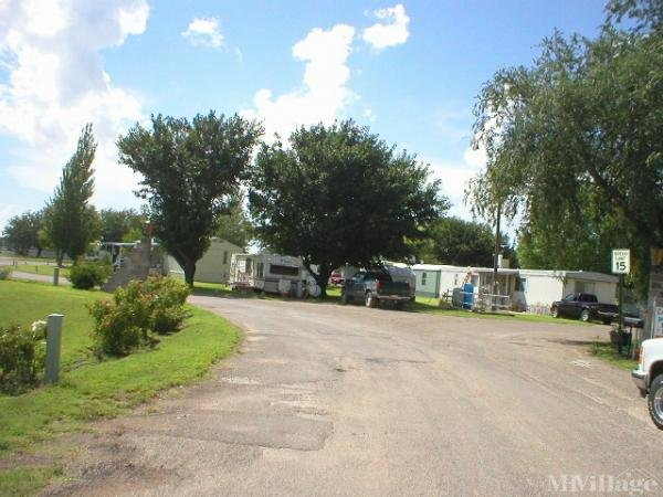 Photo of La Hacienda Mobile Home Park, Portales, NM