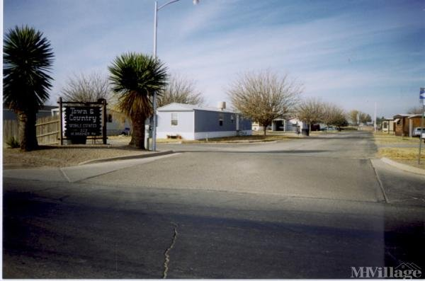 Photo of Town & Country Rv & Mobile Home Park, Roswell, NM