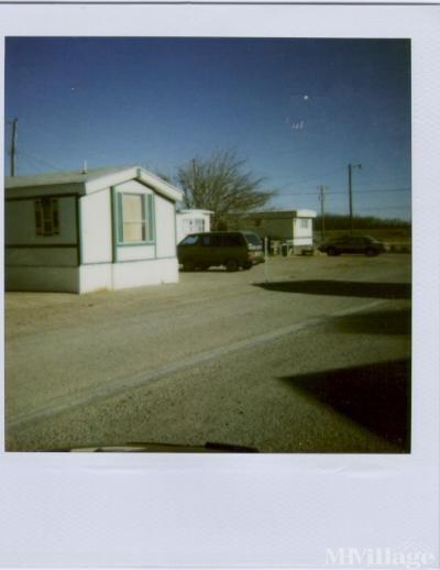 Mobile Home Park in Mesilla Park NM
