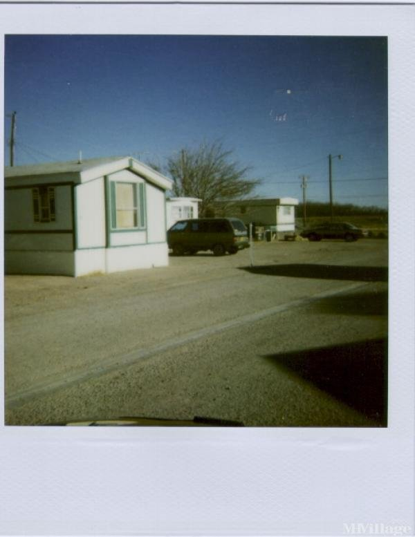 Summer Wind Estates Mobile Home Park in Mesilla Park, NM