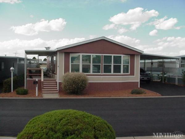 Photo of North Hills Mobile Home Park, Albuquerque, NM