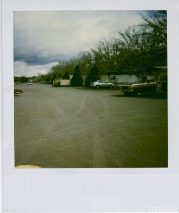 St John's Mobile Home Park Mobile Home Park in Las Cruces, NM