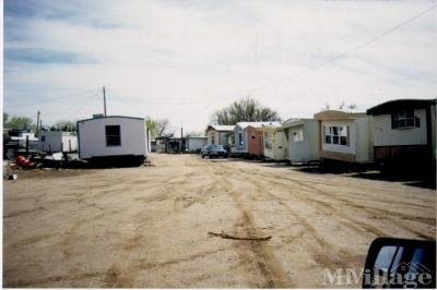 Mobile Home Park in Peralta NM