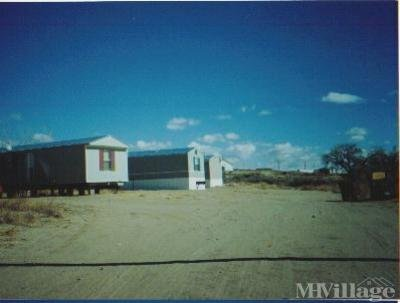 Mobile Home Park in Waterflow NM