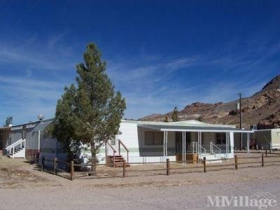 Mobile Home Park in Beatty NV