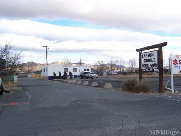 Photo of Carson Mobile Home Park, Carson City, NV