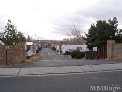 Mobile Home Park in Carson City NV