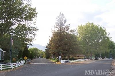 Mobile Home Park in Wadsworth NV