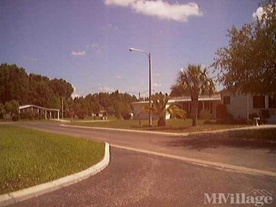 Mobile Home Park in Spring Hill FL