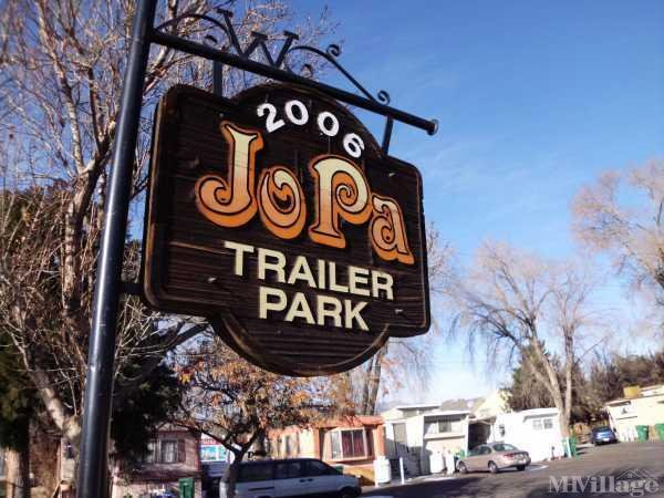 Photo of Jopa Manufactured Home Park, Sparks, NV