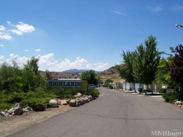 Photo of Seven Star Mobile Home Park, Carson City, NV