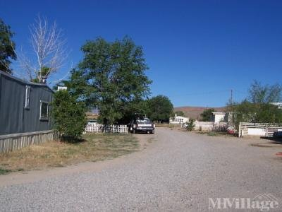 Mobile Home Park in Silver Springs NV