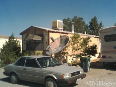 Mobile Home Park in Yerington NV