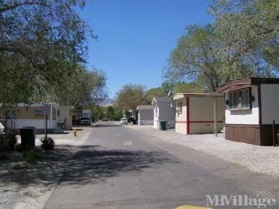 Mobile Home Park in Sun Valley NV