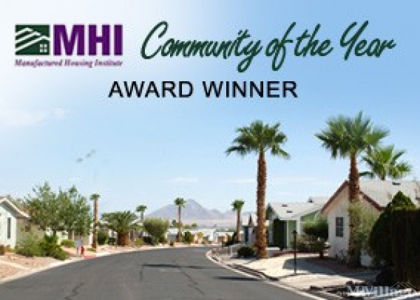 Mountain View Nevada Mobile Home Park in Henderson, NV