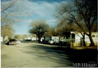 Mobile Home Park in Fallon NV