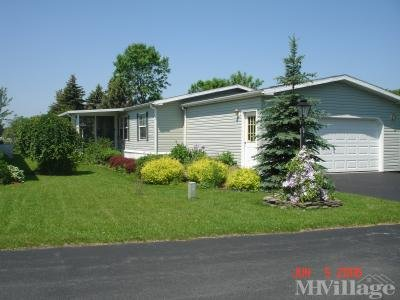Mobile Home Park in Canandaigua NY