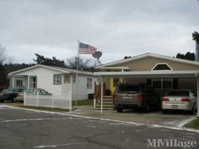 Mobile Home Park in Hornell NY
