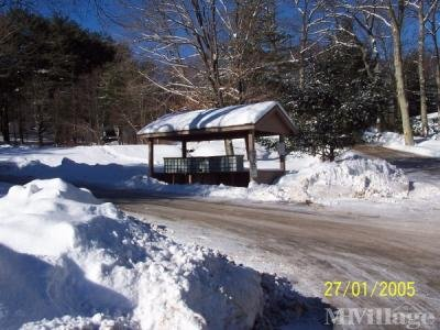 Mobile Home Park in Sparrow Bush NY