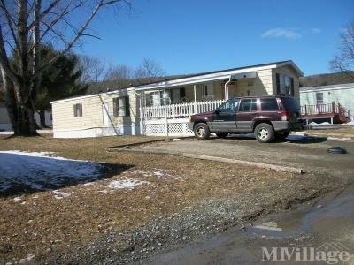 Mobile Home Park in Painted Post NY