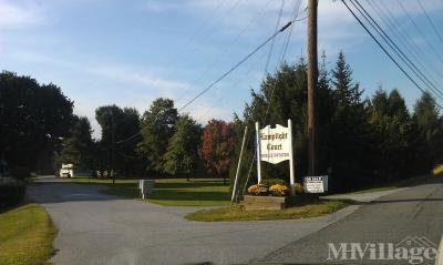 Mobile Home Park in Rhinebeck NY