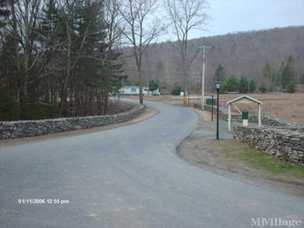 Mountain View Estates MHP Mobile Home Park in Napanoch, NY