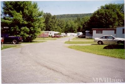 Mobile Home Park in Newfield NY