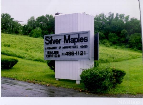 Silver Maples Mobile Home Park in Harriman, NY