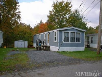 Mobile Home Park in West Monroe NY