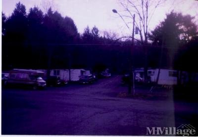 Mobile Home Park in Hamburg NY