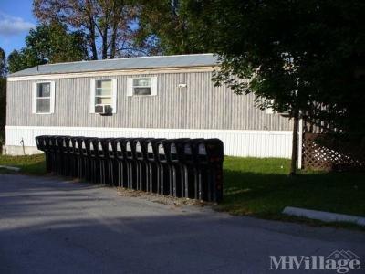 Mobile Home Park in Port Crane NY