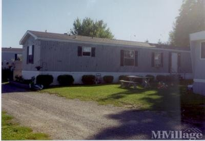 Mobile Home Park in Le Roy NY