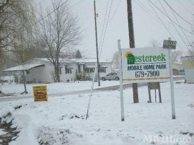 Mobile Home Park in Silver Creek NY