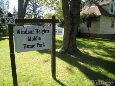 Mobile Home Park in New Windsor NY