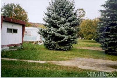 Mobile Home Park in Wellsville NY
